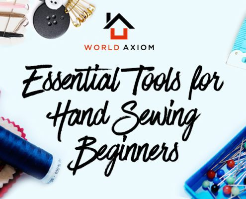 Essential Tools for Hand Sewing Beginners