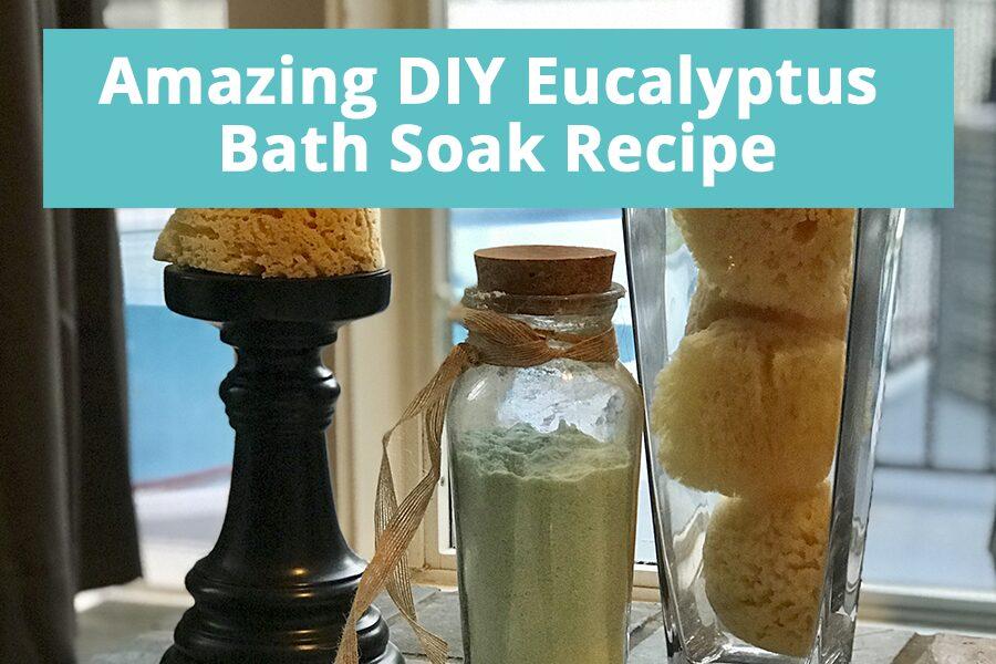 Eucalyptus Barth Soak Blog