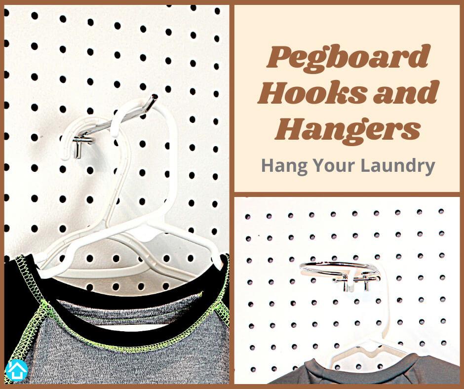 Pegboard Hooks & Hangers