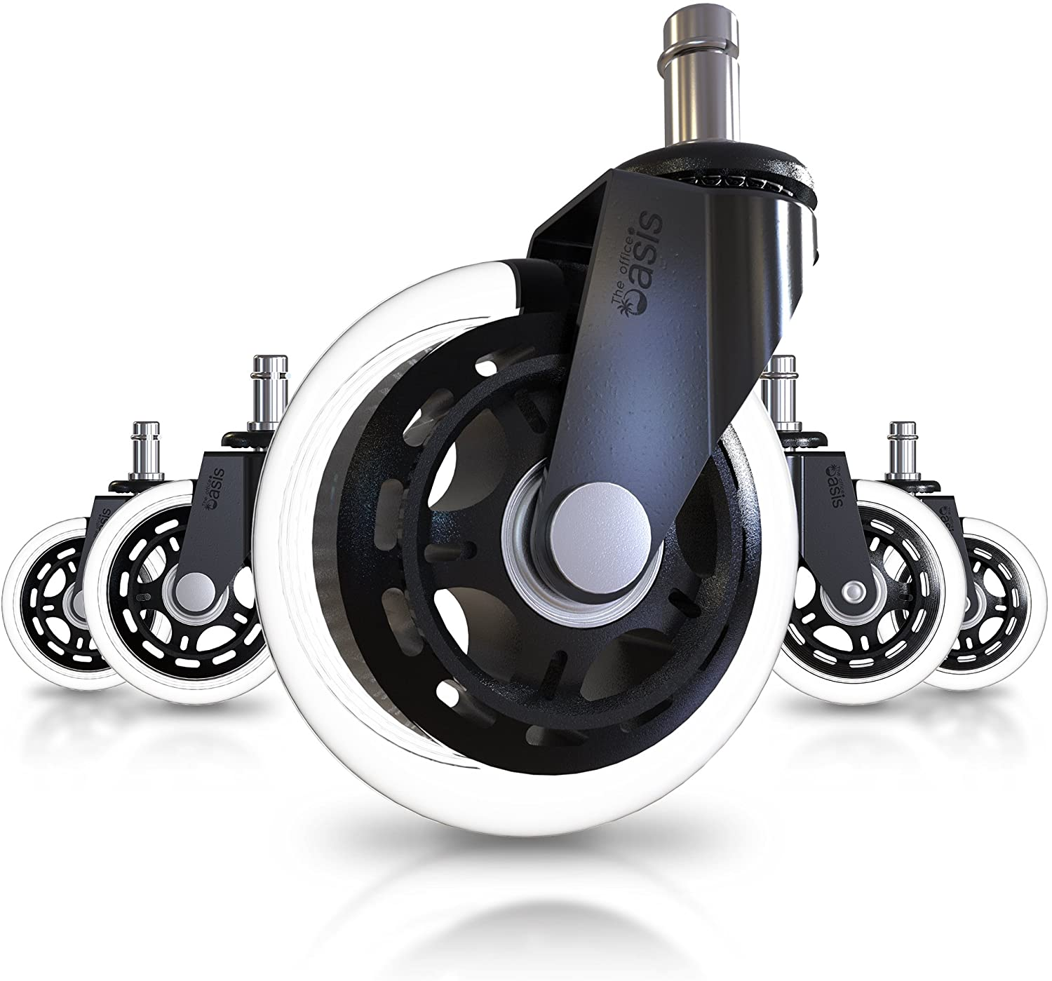 Silicone Caster Wheels