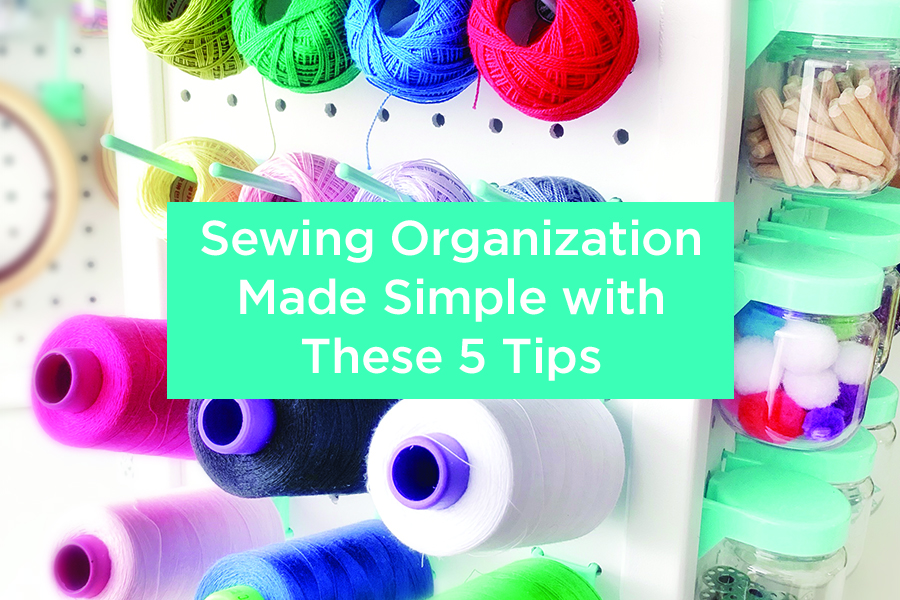 Sewing Organization