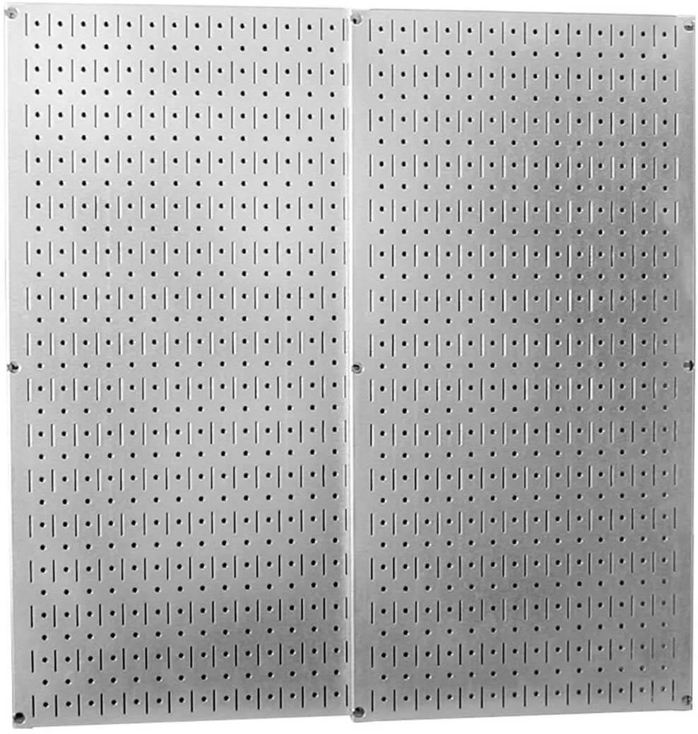 Wall Control Metal Pegboard