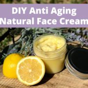 Learn how to make this anti-aging face cream you can use day and night. So fast & easy you can have it done in less than an hour (including cool time)!
